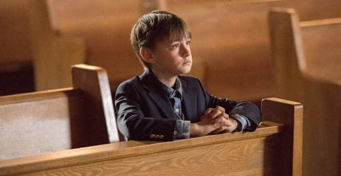 Jaeden Lieberher as Anthony in The Confirmation (2016)