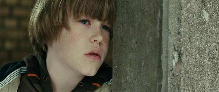 Nikolaj Støvring Hansen as Alf in My Best Enemy