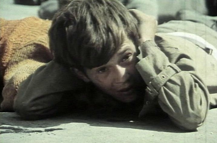 Slobodan Mladenovic as Piljak in A Bloody Tale (1969)