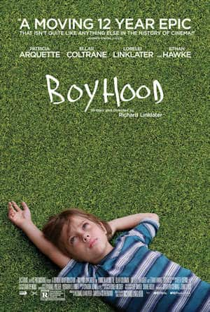 boyhood cover art