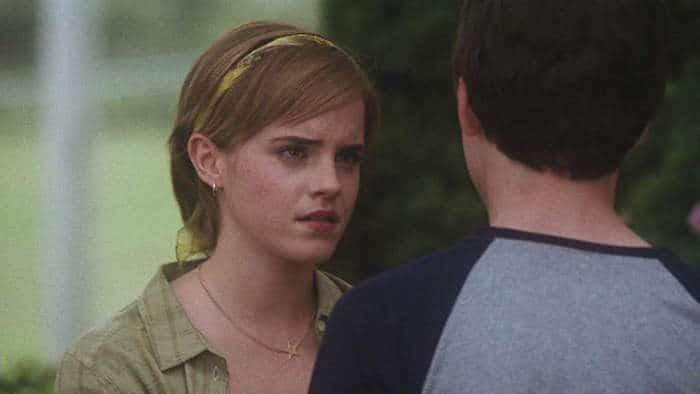 Emma Watson as Sam.