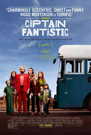 Captain Fantastic cover