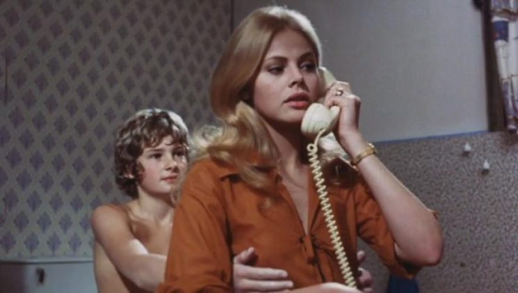 Night Hair Child (AKA What the Peeper Saw) (1972)