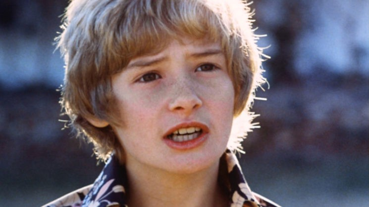 Mark Lester in What the Peeper Saw