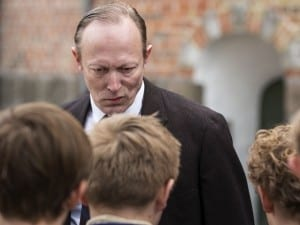 Lars Mikkelsen is truly chilling in his role as the headmaster
