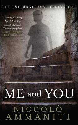 A Book Review: Me and You by Niccolo Ammaniti