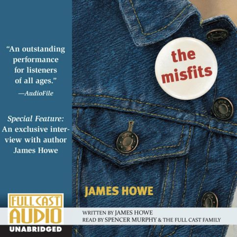 Book Review: The Misfits by James Howe